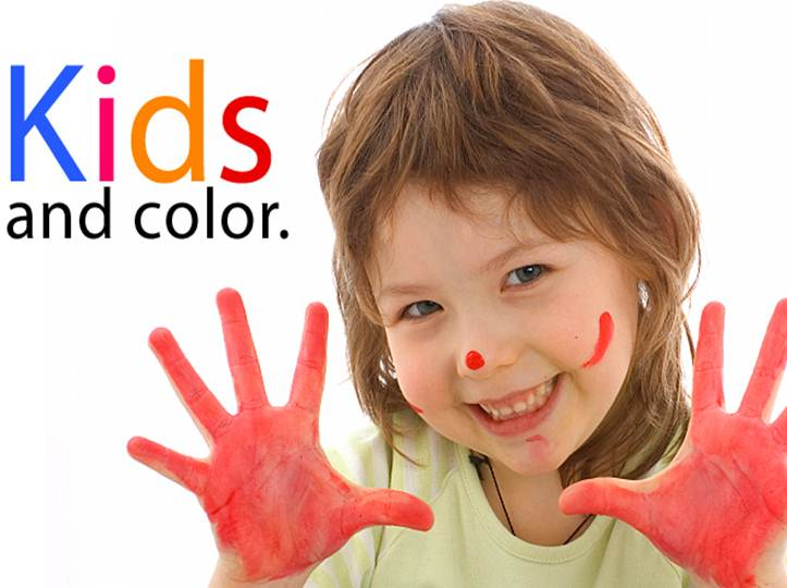 Kids & Color | Everything Matters: A Feng Shui Way to Look at Life