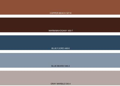 discreet luxury residential palette 2013.14